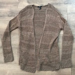 H&M beachy cardigan